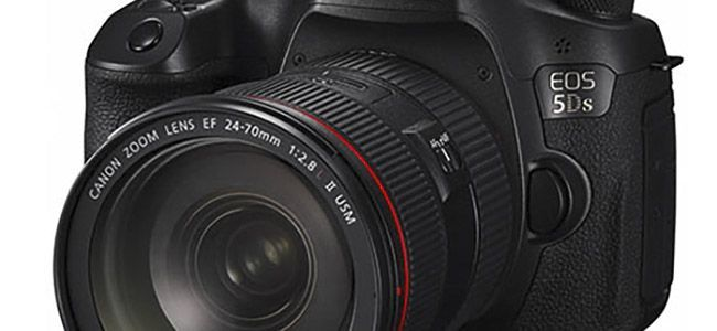 Canon 5DS y 5DS R será por pixeles