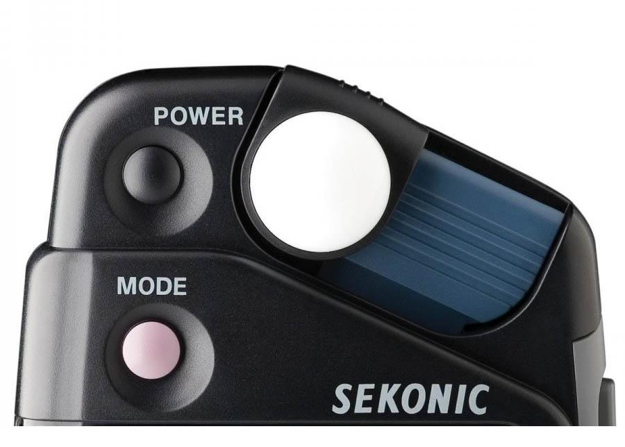 Fotómetro Sekonic SE L308S, nuestro aliado.